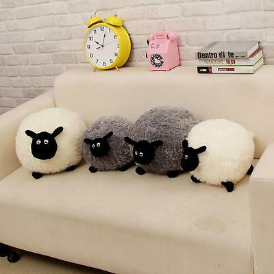 Lovely Plush Toys Stuffed Soft Sheep Character Kids Baby Toy Gift Doll USRB