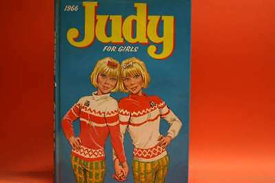 Judy for Girls 1966 Various Very Good Book