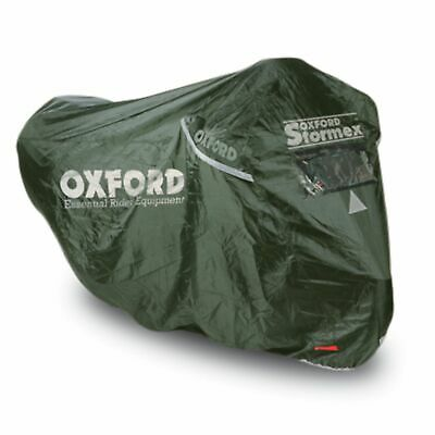 Oxford Stormex Waterproof Motorcycle Bike Scooter Cover All Weather Small - Sale