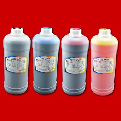 2000ml Tinte Refill (kein Original) für Epson Workforce WF-7610 DWF WF-7620 DTWF