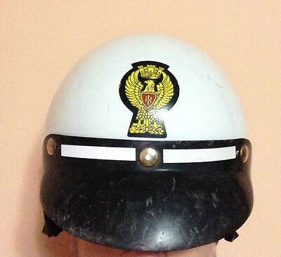 Italian  helmet very rare and hard to find !!