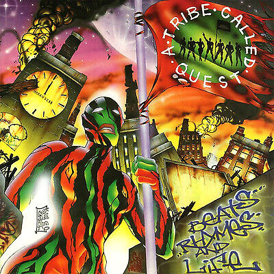 A Tribe Called Quest - Beats, Rhymes And Life - 2 x Vinyl LP *NEW*