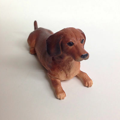 Miniature Figure Magnet Dog Miniature Dachshund Japan