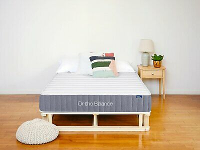 Latex Euro Top Pocket Spring Foam DOUBLE QUEEN KING BED MATTRESS Memory NEW