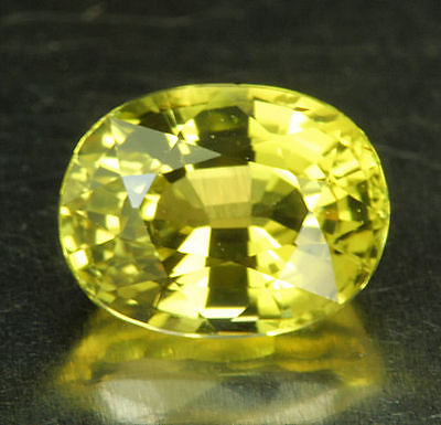 CHRYSOBERYLL        tolle Farbe      1,10 ct