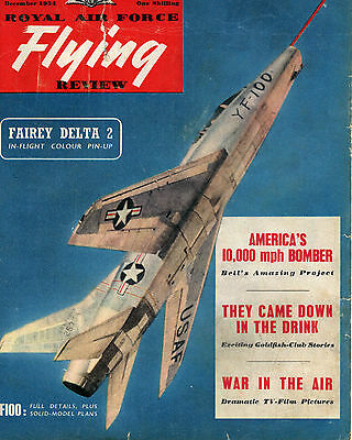 Royal Air Force Flying Review December 1954
