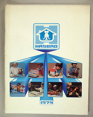 Hasbro Toy CATALOG - 1979 ~~ toys ~~ nice condition