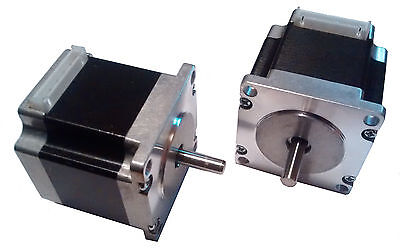 3D Printer  NEMA23 Stepper Motors - 1.8 deg - 6.35mm Shaft - Reprap & CNC