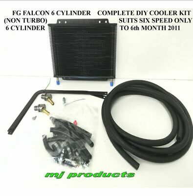 Ford FG Falcon Automatic Transmission DIY Oil Cooler Bypass Kit 6hp26 to 6/2011