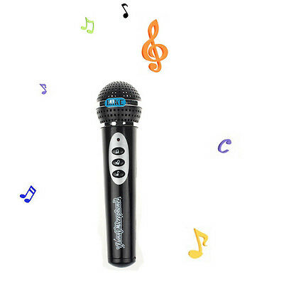 Girls & Boys Microphone Microphone Singing Funny Gift Music Toy Kids Xmas Gift