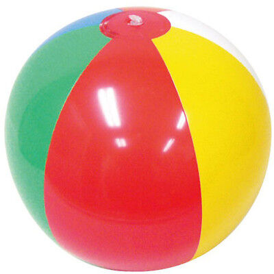 25CM Kids Pool Swimming Splash Play Party Water Game Toy Inflatable Beach Ball