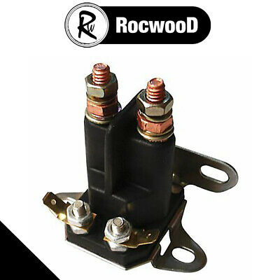4 Pole 12V 12 Volt Starter Soleniod Fits Many Murray Westwood Ride On Lawnmowers