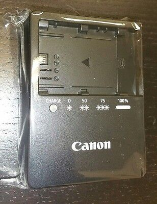 Genuine Canon LC-E6 Charger for the LP-E6 Battery,  Fold out plug
