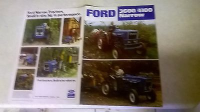 ford  3600 4100 sale brochure