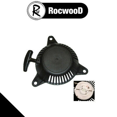 Recoil Pull Starter Assembly For Belle Cement Mixer Compatible With Honda GXH50