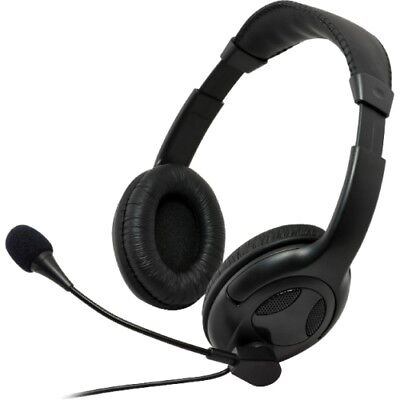 Gear Head AU3700S Gear Head AU3700S Headset - Stereo - Mini-phone - Wired - 32 O