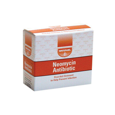 Water Jel Neomycin Antibiotic Ointment Packets 25/box
