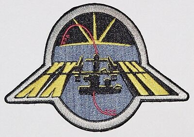 Aufnäher Patch Raumfahrt ISS Mission - Expedition 24 ..............A3217