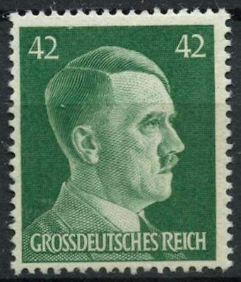 Germany Third Reich 1944 SG#894, 42pf Emerald Green Adolf Hitler MNH #D5878