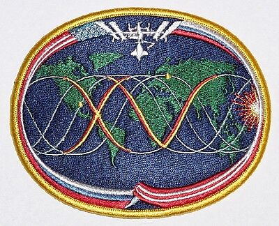 Aufnäher Patch Raumfahrt ISS Mission - Expedition 15 ..............A3221