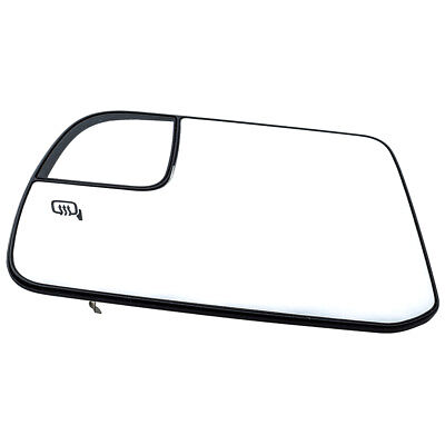 2011-2015 Ford Edge Lincoln MKX Left Driver Side View Heated Mirror Glass OEM