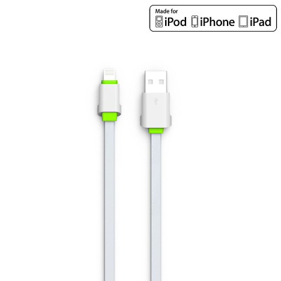 Long 2M Sync Charging USB Cable for iPhone 6S 6 7 Plus 5S 5C iPad Original Lead