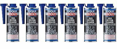liqui moly fuel system cleaner instructions