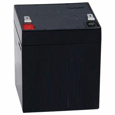 New 12V 5AH SLA Battery Replaces PC1250 UB1250 CA1240 BP5-12 ES4-12