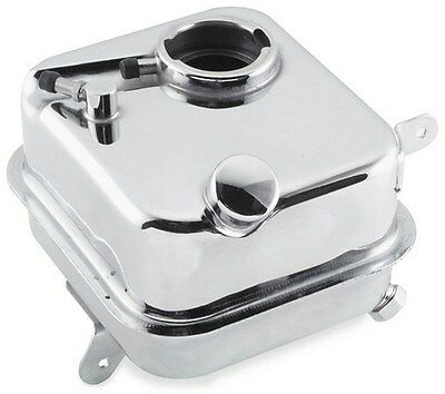 Bikers Choice Replacement Oil Tank Chrome for Harley Big Twin 65-82