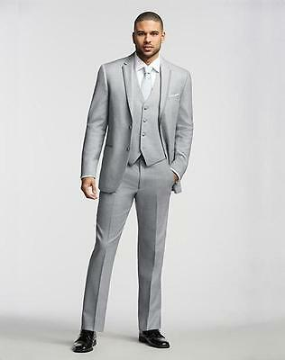 Men's Wedding Suits Tuxedos Formal business Suits Bridegroom Suits Custom Made