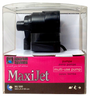 Aquarium Systems Maxijet Maxi Jet Mj 500 Mj500 Pump Powerhead Reef Fish