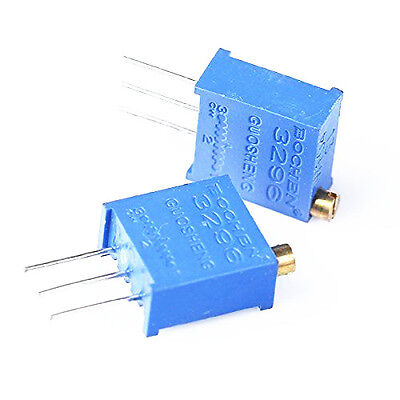 10pcs 3296W-203 3296 W 20K ohm Trim Pot Trimmer Potentiometer
