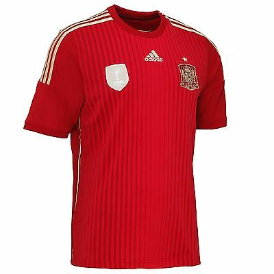 Mens adidas Spanish Team FEF H Jersey G85279~T-shirts~Football~Soccer~Espana
