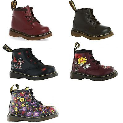 Dr.Martens Brooklee B Leather Kids Boots