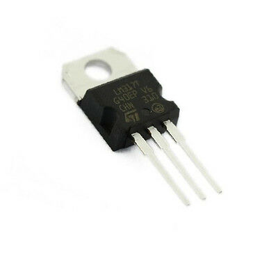 10Pcs Ic Lm317 Lm317T Voltage Regulator Date Code:11+
