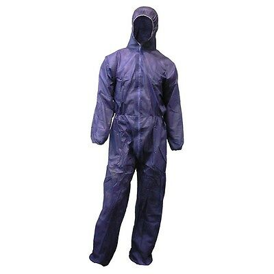 PROTECTIVE COVERALLS DISPOSABLE OVERALLS Car Repairs Panel beater - SIZE L