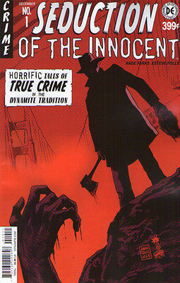SEDUCTION OF THE INNOCENT (2015) #1 New Bagged
