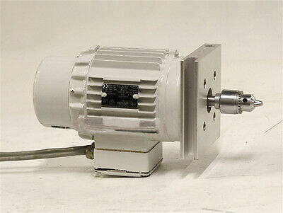 BuchiGlasUster Reactor Stirring Motor VAFU 71 4B 7 11415