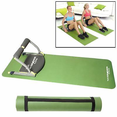 Wonder Core WonderCore Exercise Mat Yoga Pilates Fitness Training Gym Workout