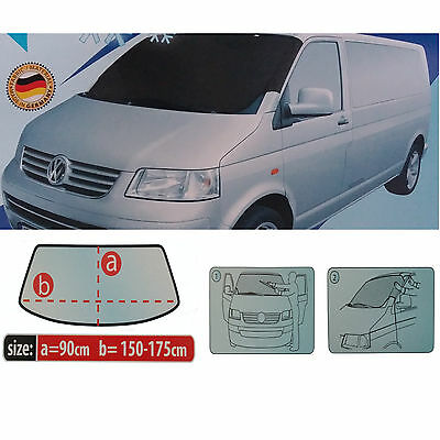 Van Windscreen Anti Frost/Ice/Snow Cover Protector Windshield For Ford Transit