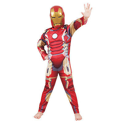 NEW Marvel Avengers Age Of Ultron Iron Man Character Costume