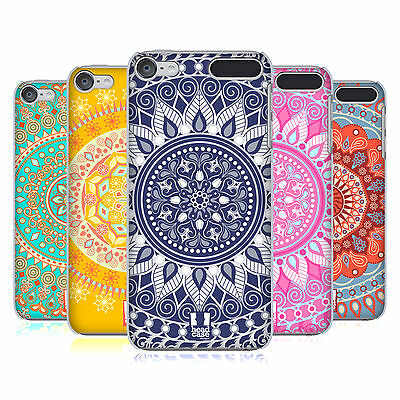HEAD CASE DESIGNS MANDALA HARD BACK CASE FOR APPLE iPOD TOUCH MP3