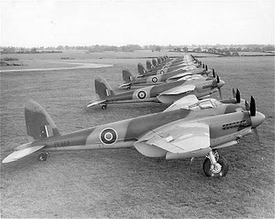 6x4 Gloss Photo ww4FFE World War 2 Pictures Mosquito