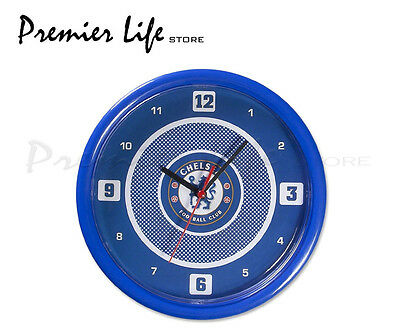 Chelsea FC Wall Clock 2014/15- Latest Bullseye design