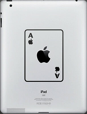 Stickers As Carte Pour Ipad Air Mini Pro 1/2/3/4 Retina Autocollants Decal