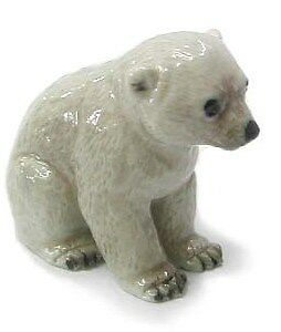 R003 - Northern Rose Miniature - Polar Bear Cub