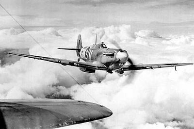 6x4 Gloss Photo ww507B World War 2 Pictures Spitfire spt3