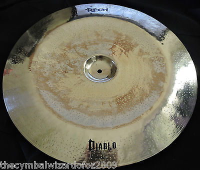 Rech Diablo 20'' China Cymbal - Aussie Owned