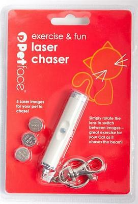 Petface Laser Chaser Cat / Kitten Fun & Exercise Toy