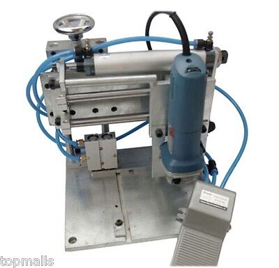 Small Size Pneumatic Bending Slot Cutting Machine Tools for Metal Channel Letter